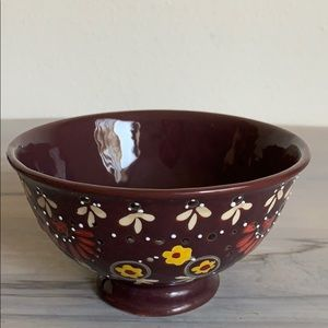 Anthropologie cereal bowl